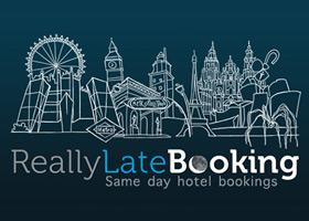 150€ offerts pour réserver sur ReallyLateBooking !