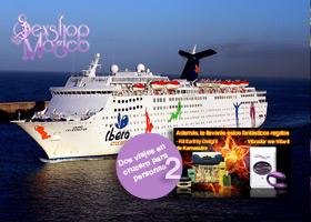 ¡Gana un sensual crucero con Sexshopmagico!