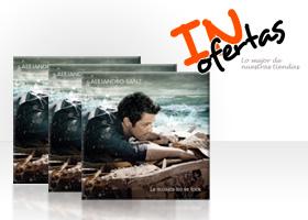 Gana el nuevo disco de Alejandro Sanz