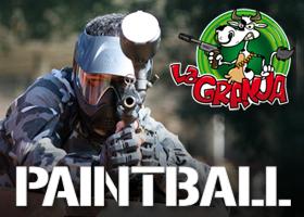 Paintball La Granja