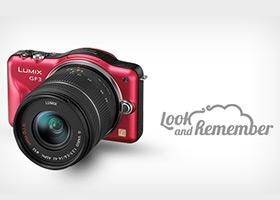 Consigue esta fantástica cámara Lumix GF3