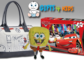 gifts4kids.es sortea 2 vales descuento de 50 euros