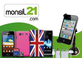 10 vales de 20€ para comprar en Monsil21.com