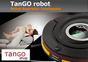 TanGO Robot 310 limpiará por ti