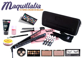 Gana un lote de productos maquillalia.com