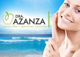 """Deslumbra este verano ganando el pack """"Tratamiento facial integral"""" de la Dra.Azanza."""