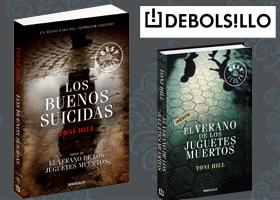 REGALAMOS 10 PACKS DE 'LOS BUENOS SUICIDAS'