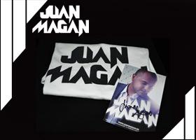 Tirage au sort de Tee-shirt pour homme Juan Magan