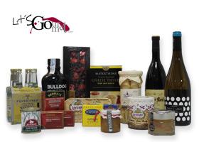 LetsGourmet.com te regala una cesta valorada en 150€