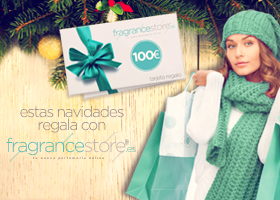 Estas navidades regala con fragrancestore.es