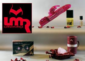 La Maleta Roja, placer sensual y salud sexual
