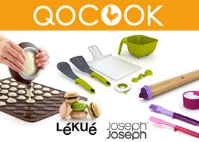 Gana tus Kits de cocina y repostería con qocook.com