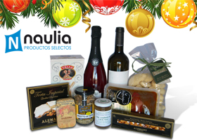 Pack selección productos gourmet