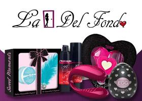 80€ Gratis en productos eróticos