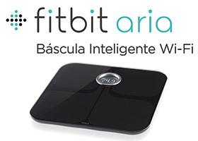 Fitbit Aria: báscula inteligente Wi-Fi