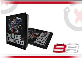 Gagne un livre sur Jorge Lorenzo , le nouveau roi de la MotoGP