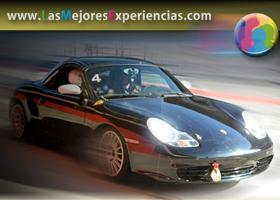 Conduce un Porche Boxter Cup en el Circuito de Cataluña, Jarama, Cheste o Navarra