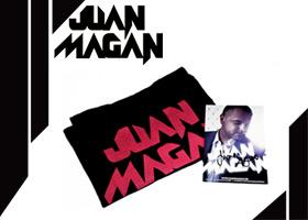 Sorteo de camisetas de chica de Juan Magan