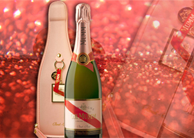 Regalo Botella Exclusiva G.H MUMM