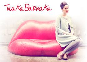 Vestido Chatolet invierno 2013 Traka Barraka