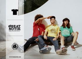 Gana 4 camisetas Beatnotik
