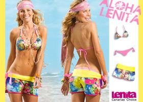 Con Lenita Canarias, 'Always Summer'.Gana este total look y se la sensación de la playa…