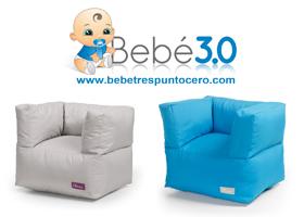 Sillón Infantil Baby Clic y cheque de 10€ Bebé 3.0