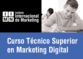 Técnico superior en marketing Digital