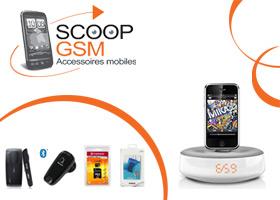 Gagnez un lot d'accessoires pour téléphone portable !