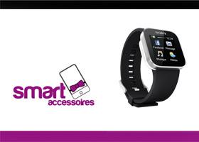 montre sony smartwatch par smartaccessoires.com