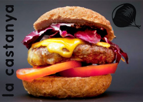 Prueba las hamburguesas gourmet