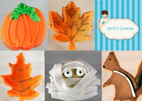 Caja Jordi's Cookies edición limitada Otoño