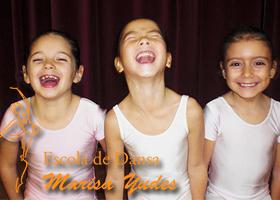 Clases de ballet para niñas de 4 a 6 años en Badalona