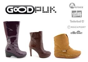 ¡Goodpuk te regala los zapatos que tú elijas de su web!