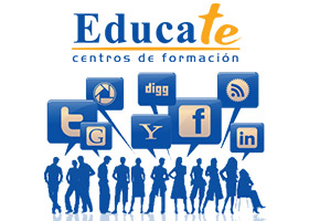Cursos Educate sortea 5 cursos de Community Manager y 5 Cursos de Photoshop+Indesgin
