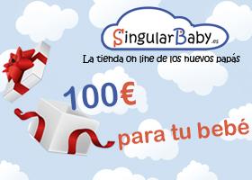 100€ para tu bebé con Singular Baby