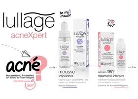 Lullage acneXpert, tratamiento para pieles con tendencia acnéica.