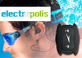 Regalo Mp3 Speedo Aquabeat