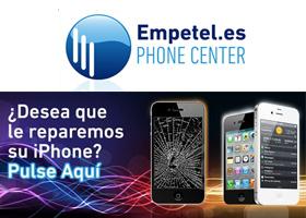 Empetel.es repara la pantalla de tu iPhone