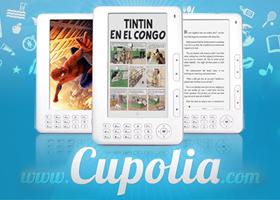 Consigue un e-book y vales de Cupolia