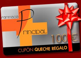 ¡Farmacia Principalte regala 100€!