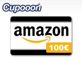 Cheque regalo de Amazon.es valor 100€