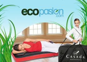 Ecopasion te regala una plataforma integral de masaje shiatsu