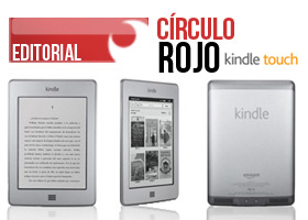 Gana un Kindle de Amazon