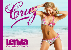 Gana este total look de Lenita Canarias y se la sensación de la playa!!