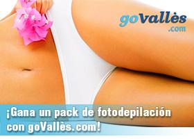 ¡Gana un pack de fotodepilación OQUO con govalles.com!
