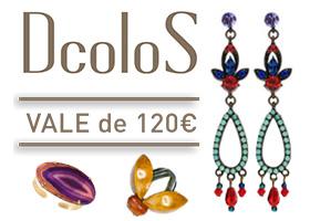 120€ para que escojas lo que más desees en Dcolos.com