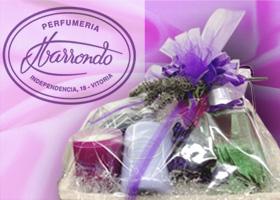 ¿Quieres tener el placer de perfumarte con el agua de espliego de Ibarrondo?