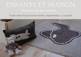 1 alfombra lavable de Enfants et Maison by Lorena Canals