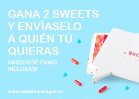 Envíale un Sweet y díselo con dulces